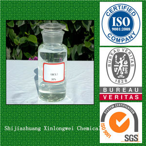 Hydrochloric Acid 31 (China Manufactory) pictures & photos