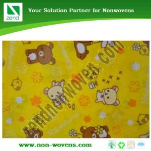Coating Printed Fabric Nonwoven pictures & photos