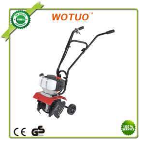 43CC Gasoline Tiller for Garden Cultivators with CE Approval (WT-ST-X3)