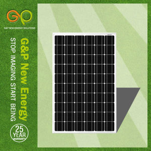 High Efficiency PV Monocrystalline Solar Panel (GPM250W) pictures & photos