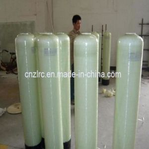 Hand Lay-up FRP Water Filter Tank/ Factory Water Tank pictures & photos