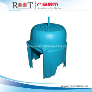 Plastic Generator Air Outlet Cover Mould pictures & photos