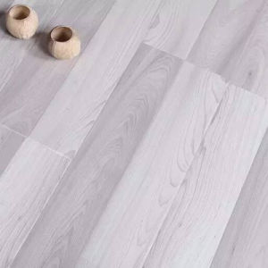 Brown and Gray Color 8mm/12mm Laminate Flooring pictures & photos