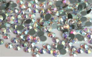 Ss10 Aurora Borealis Hot Fix Glass Stones Rgs-001ab