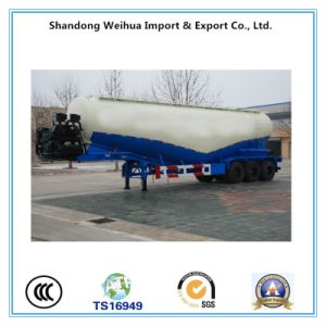 Light Weight Bulk Cement Tank Truck of Semi Trailer pictures & photos
