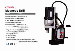 Chm-35A Magnetic Drill, Core Drilling pictures & photos