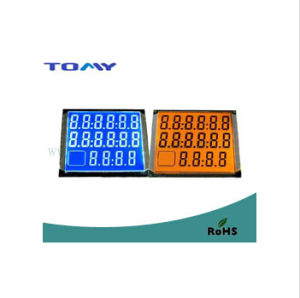 Stn Segment LCD Panel for POS Machine pictures & photos