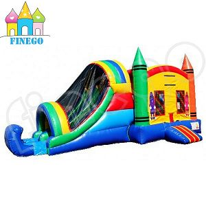 PVC Material Jumping Castles Inflatable Water Slide pictures & photos