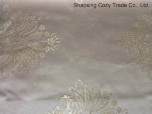 Hot Sale Jacquard Fabric for Curtain, Cushion, Tablelinen, Wall Cloth pictures & photos