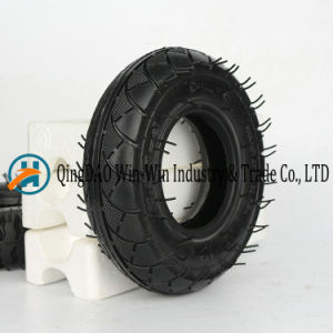 2.50-4 Wheelbarrow Tire with Rim/ Trolley Wheel pictures & photos