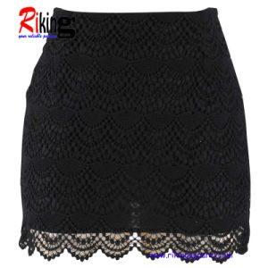 Fashion Ladies Lace Skirt (RKS1310)