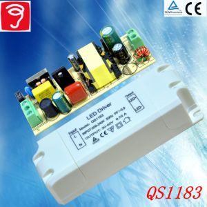 34W External Singel Voltage Isolated LED Power Supply with Ce TUV pictures & photos