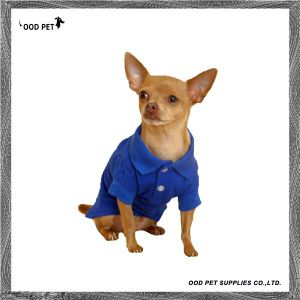 Leisure Shirts Basic Dog Polo Shirts Spt6007-3 pictures & photos