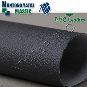 Embossing PVC Synthetic Leather with High Tearing Strength pictures & photos