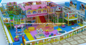 Indoor Playground Equipment (NC-IP227) pictures & photos