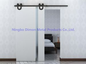Sliding Barn Door Hardware Dm-Sdu 7203 with Soft Close pictures & photos