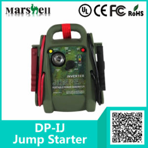 Factory Offer Multifunction Power Car Jump Starter with Inverter pictures & photos