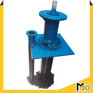 Rubber Lined Centrifugal Vertical Slurry Pump Price pictures & photos