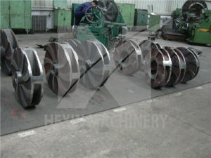 Grey Cast Iron Wheels by Sand Casting pictures & photos