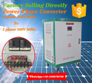127/220V AC 3 Phase 4 Wire Output off Grid Power Converter pictures & photos
