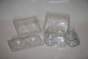 PLC Control Plastic Lids Cover Forming Machine pictures & photos