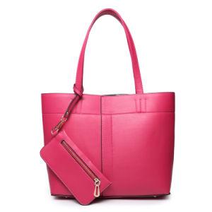 2016 High Quality New Fashion Leather Women Designer Handbag pictures & photos
