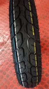 Wholesale Rubber Scooter Motorcycle Tire (3.00-10) pictures & photos