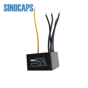Cbb60 Fan Capacitor Switch Capacitor Cbb61 Speed Regulating Capacitor 350V 500V pictures & photos