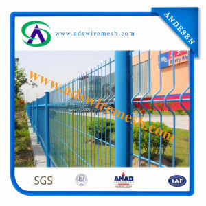 Galvanized Wire Mesh Fence (ISO9001) pictures & photos