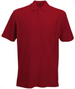 Fashion Nice Cotton/Polyester Plain Golf Polo Shirt (P055) pictures & photos