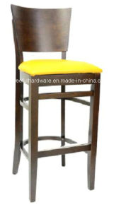 Cheap Wooden Hight Bar Stool