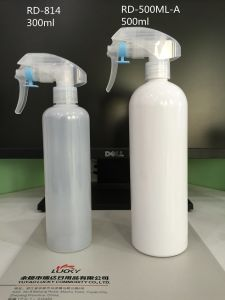 The Large Capacity Plastic Bottle with Good Design Sprayer pictures & photos