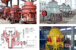 Large Capacity Cone Crusher by Audited Supplier pictures & photos