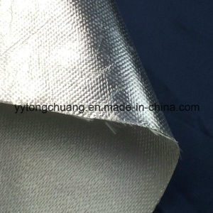 Aluminium Foil Covered Fiberglass Insulating Cloth pictures & photos