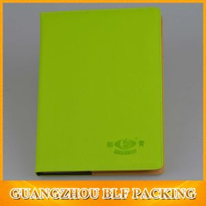 Custom PU Leather Notebook Cover (BLF-F055) pictures & photos