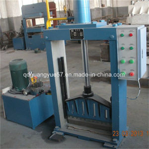 Single Knife Hydraulic Press Bale Cutter pictures & photos