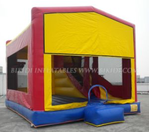 Inflatable Bounce House, Front Art Panels Available (B2021) pictures & photos