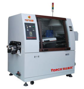 Middle-Size Automatic Double Wave Wave Solder Machine Tb780d pictures & photos