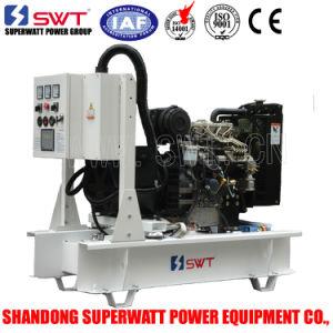 Open Type Generator Set with Perkins Power 20kVA-30kVA