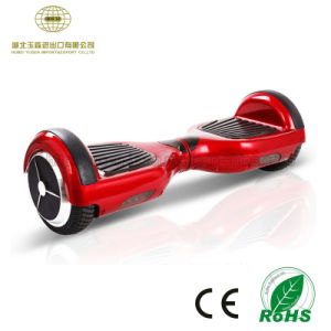 Shinying LED Lights Two Wheel Balance Electric Scooter Mini Scooter