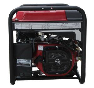 Fusinda 3kVA Gasoline Petrol Generator with Non Flat Wheels pictures & photos