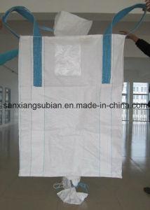 PP Jumbo Bag/PP Big Bag/Ton Bag (for Sand, Building Material, Chemical, Fertilizer, Flour, Sugar etc) , China pictures & photos