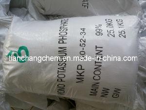 Fertilizer 99% Mono-Potassium Phosphate MKP 00-52-34 pictures & photos