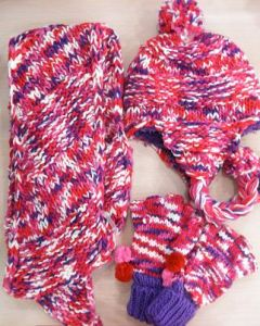 Knitted Hat (TB-6011)