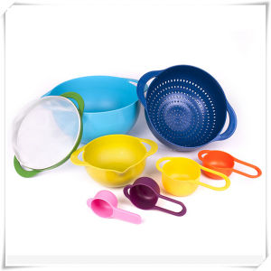 Kitchen Tool 8PCS Prep Set Rainbow Bowl (VK15024) pictures & photos