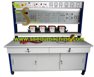 AC Machine Trainer Teaching Equipment Educational Equipment College Equipment