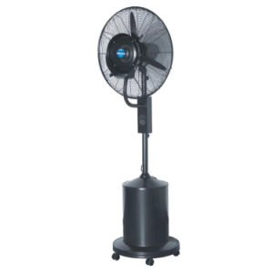 Pedestal Evaporative Mist Cooling Fan (W10C-26V) pictures & photos