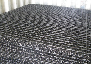 Vibrating Screen Mesh/Crimped Wire Mesh for Mine Sieving pictures & photos