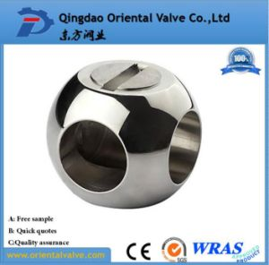 Cheap Price API Stainless Steel Ball (valve parts custom) pictures & photos