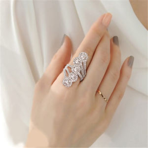 Destiny Jewellery Crystal From Swarovski Ring Shine Ring